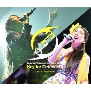 茅原実里 ~Key for Defection~ LIVE CD+PHOTO BOOK