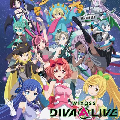 TVアニメ『WIXOSS DIVA(A)LIVE Best of DIVA』