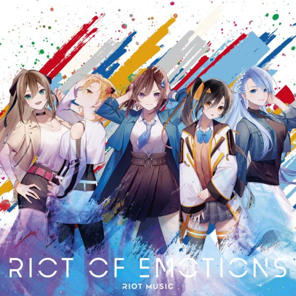 RIOT OF EMOTIONS